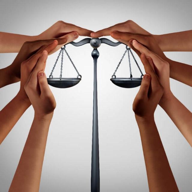 Ziele - Chancen Gerechtigkeit